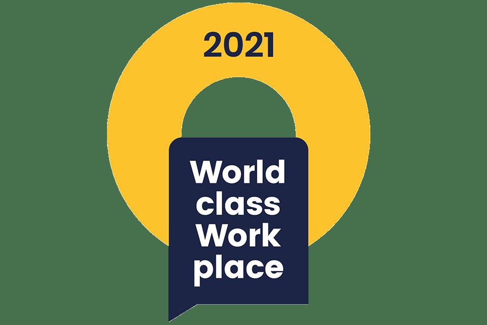 World-class Workplace organizations 2021